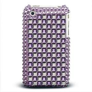 For iPhone 3G s 3Gs Bling Hard Case Cubic Diamond Gems Electronics