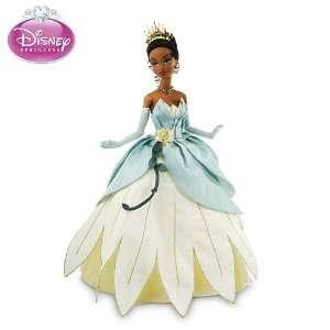 Disney Princess Tiana Bayou Wedding Dress Doll Toys