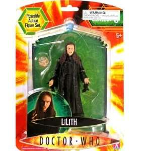 Doctor Who Series 3  Lilith Action Figure Toys & Games