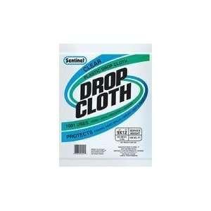 Marketing Sentinel Clear Plastic Drop Cloths DC90050