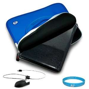 Magic Blue Neoprene Protective Sleeve Cover Carrying Case
