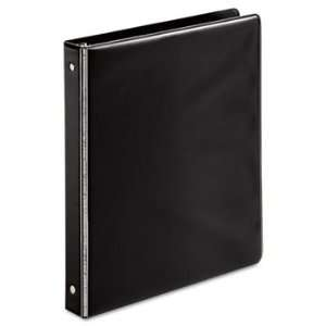 Basic Value Round Ring Binder, 1 Capacity, 175 Sheets Cap, 8 1