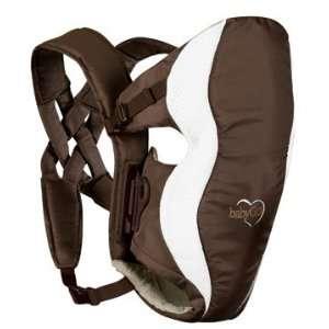 Evenflo BabyGo Glide Soft Carrier in Brown/Animal Toss Baby