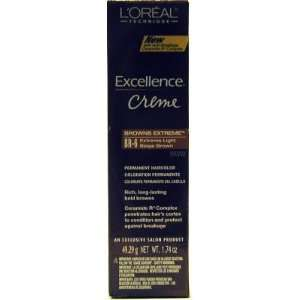Loreal Excel Creme Extreme Browns Light Beige Brown # BR 6