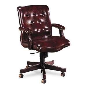 HON  6540 Series Executive Mid Back Swivel Chair