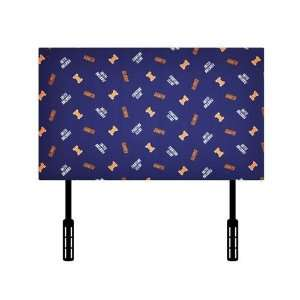 Illinois Fighting Illini Twin Headboard