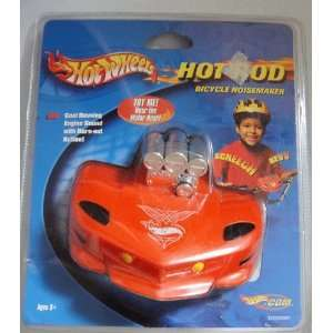 Hot Wheels Hot Rod Bicycle Noisemaker  Toys & Games