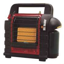 Heater Products   Mr. Heater MRHF273400 Buddy Portable LP Gas Heater
