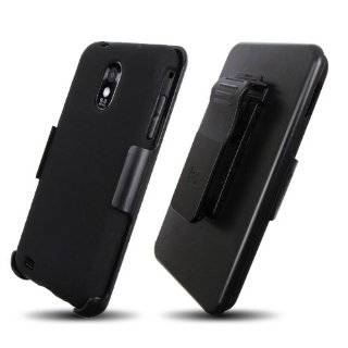 Executive Leather Holster Case w/ Belt Clip for Samsung Galaxy S2 SII