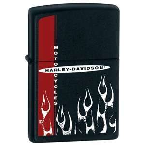 Davidson Flames (ZI20508) Category Harley Davidson Zippo Lighters
