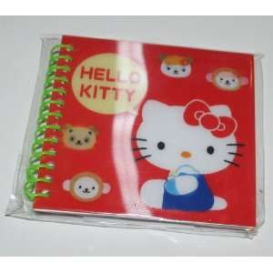 Hello Kitty By Sanrio Lenticular Journal   60 Sheets (120