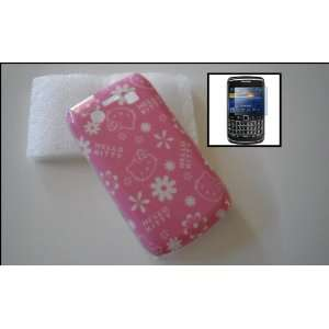 Onyx 9700 9780 9020 Hello Kitty Pink Multiple Images Phone Cover Case