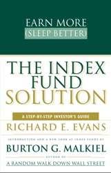 The Index Fund Solution  Book by Richard E. Evans, Burton G. Malkiel