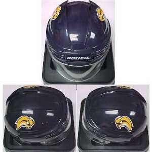 Buffalo Sabres Mini Hockey Helmet (Quantity of 1) Sports
