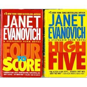 Books   4 to Score, High Five, Hot Six (Stephanie Plum Series): Books
