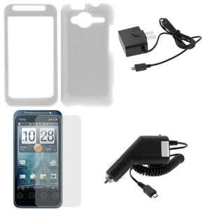 Charger + Home Charger For Sprint HTC EVO Shift 6100 4G Electronics