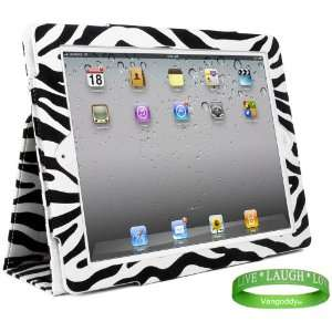 The NEW Apple iPad 3 Animal Print Smart Cover Leather Case