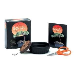 Mini Bonsai Kit (9780762409747): Running Press, Robert W