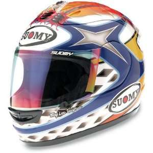 Suomy Spec 1R Extreme Chief Full Face Motorcycle Helmet