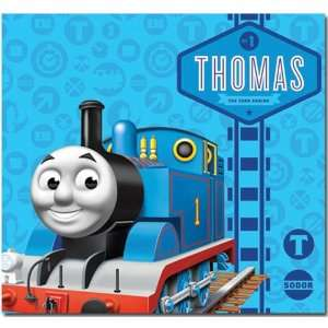 Sandy Lion 12 Inch by 12 Inch Thomas and Friends Embossed