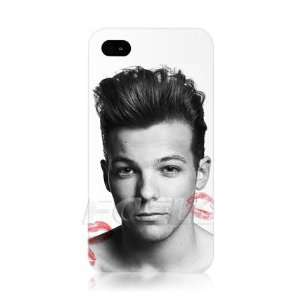 Ecell   LOUIS TOMLINSON ONE DIRECTION RED LIPSTICK KISS CASE
