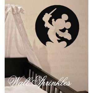 Disney Mickey Mouse Vinyl wall art decal Stcker 22 x 22