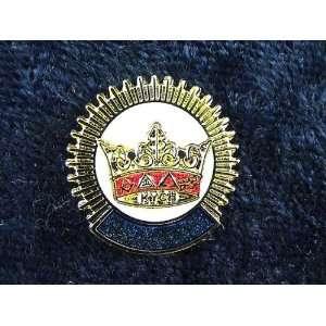 York Rite KYGCH Blue Lodge Masonic Lapel Pin Everything