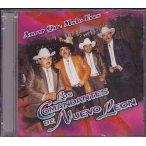 : Los Comandantes De Nuevo Leon: Los Camandantes De Nuevo Leon: Music
