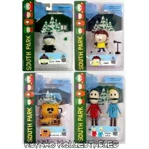 South Park Series 4 Set Of 4 Figures Toys & Games