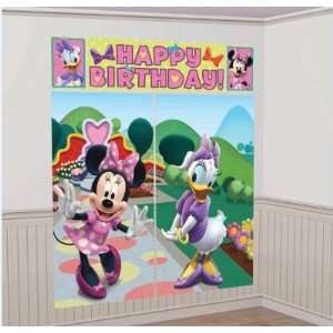 Minnie Mouse Birthday Party Scene Setters Toys & Games