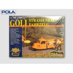 VEHICLE   POLA G SCALE MODEL TRAIN ACCESSORIES 1863 Toys & Games