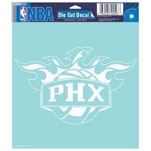 NBA Phoenix Suns 8 X 8 Die Cut Decal