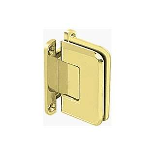 CRL Pinnacle 037 Series Brass Wall Mount Full Back Plate