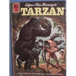 Tarzan Comic Book (Caverns of Kor, 129) Edgar Rice