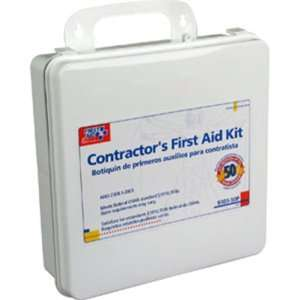 Piece, 50 Person Contractor Medical Kit (Plastic)