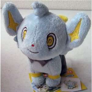 Official Pokemon Center Canvas Plush Toy   5 Shinx