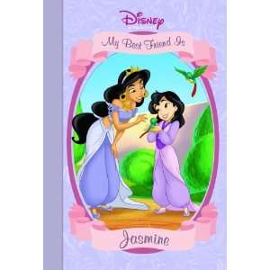 My Best Friend is Jasmine (Disney Princess (Random House
