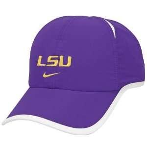 Nike LSU Tigers Purple Ladies Training Hat