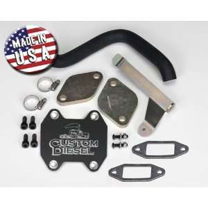 2007 2008 Dodge Ram Cummins 6.7 EGR Valve Delete Kit