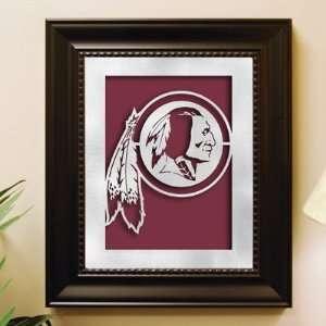 NFL Washington Redskins Laser Cut Logo Wall Art