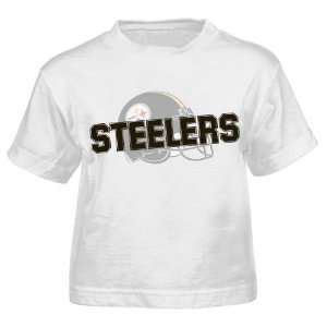 3d2dad946 Academy Reebok Toddlers Pittsburgh Steelers Shine Thru Helmet T shirt ...