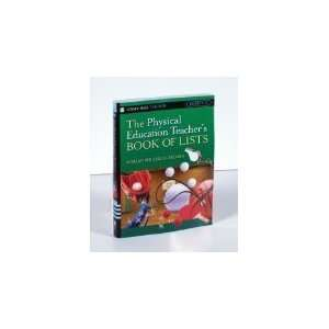 Set of 3   The Physical Education Teachers Book Of Lists:
