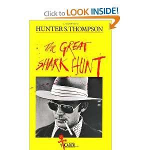 Shark Hunt (Picador Books) (9780330261173) Hunter S Thompson Books