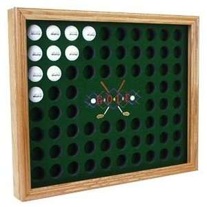 72 Golf Ball Display Case w/ Slide Cover Cell Phones & Accessories