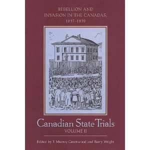 Society for Canadian Legal History) (9780802037480) F. Murray