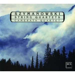 String Quartets Karol Szymanowski, Camerata Quartet (Polish) Music