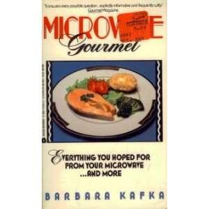 Microwave Gourmet (9780380712519) Barbara Kafka Books