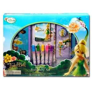 Fairies Tinkerbell 30 Piece Stationery Set  Toys & Games