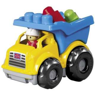 Mega Bloks Lil Dump Truck Toys & Games