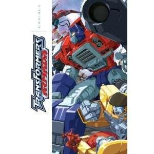 Transformers: Armada Omnibus [Paperback]: Chris Sarracini
